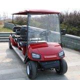 4 Räder 6 Seater Golf-Auto