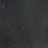 Cuoio sintetico competitivo dell'unità di elaborazione Microfiber del PVC per il sofà (HS-QF12)