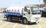 Pequeño carro del tanque de agua de Forland 4X2 3000 L carro de la lucha contra el fuego