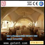 Шатер случая венчания шатра шатра Q235 кофеего стальной