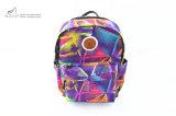 Lespack旅行のための多彩なプリントバックパック、学校、スポーツ