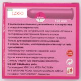 세륨, ISO, FDA, Fsc 제조자 보통, Ribbed, 점을 찍는, 매우 얇은을%s 가진 OEM&ODM 콘돔, 과일 또는 색깔