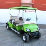 Piccola automobile elettrica di golf del passeggero delle 4 sedi