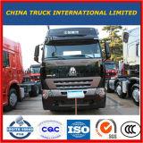 De Chinees Op zwaar werk berekende MiniTractor HOWO van de Vrachtwagen 420HP voor Aanhangwagen