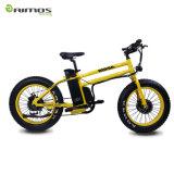 """20 """" [36ف] درّاجة كهربائيّة إطار العجلة سمين/سمين إطار العجلة جبل [إ] درّاجة مع [س]"""