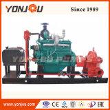 Remorque à pompe centrifuge à double aspiration avec moteur diesel