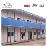 Het snelle Draagbare Pakhuis van Foshan China van het Ontwerp van het Huis Nieuwe, het Goedkope PrefabHuis van ISO