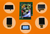 """1.54 """" panneaux d'OLED avec le rétroéclairage de chevilles"""