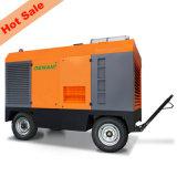 Compresor de aire portable diesel del tornillo