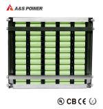 Batterie rechargeable rechargeable 29.6V 4400mAh Li-ion 18650 pour éclairage LED