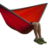 Goodwin의 Free Tree Straps를 가진 두 배 Parachute Hammock - Premium Wiregate를 가진 Lightweight Nylon Compression Travel Hammock