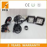 3 '' 12W RGB LED Pods com Halo Ring Wireless Controlled