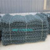 Профессиональное изготовление PVC Coated Gabion, PVC Gabions