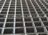 Concave/Vlotte/Geknarste Grating van de Oppervlakte FRP