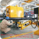 Tubo flessibile di gomma idraulico flessibile dell'olio ad alta pressione a spirale con En856-4sh