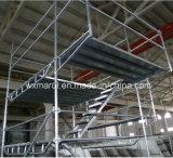 Échafaudage de blocage de boucle certifié par AS/NZS1576.3 de GV pour la construction