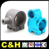 Изготовление прототипа CNC SLA подвергая механической обработке филируя алюминиевое стальное латунное пластичное