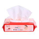 El bebé antiséptico y antibacteriano limpia 10PCS, 20PCS, 35PCS, 64PCS, 72PCS, 80PCS, 90PCS, 100PCS