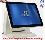 Hz-4680W terminal de position d'écran tactile de 15 pouces pour pour le supermarché