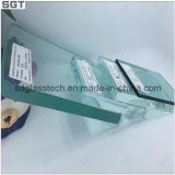 10mm Ultra Clear Tempered Safety Glass für Glass Pool Fencing