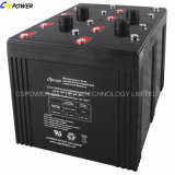 2V3000ah Deep Cycle Solar Gel Batteriedauer 20years CER-ISO