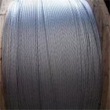 Wooden Drum 0.30mm-4.00mmのArmouringのための電話Cable Galvanized Steel Wire