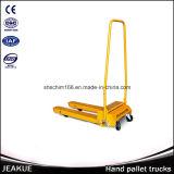 Jeakue 300kgの簡単で軽いタイプ手動油圧キャリアおよびバンドパレット