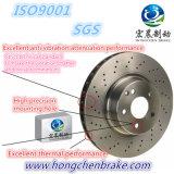 Rotor de Brkes de disque d'OEM adapté pour Hyundai ISO9001