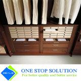 Caixa branca da gaveta da cor dos armários dos Wardrobes da mobília do quarto (ZY 2015)