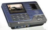 Pulso de disparo de tempo do sistema do comparecimento do tempo do cartão do TCP/IP com cartão de RFID
