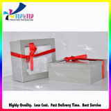 Estilo popular de lujo personalizado Bow Tie Gift Packaging Paper Box