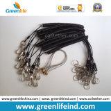 Fissare gli strumenti che cadono il cavo di plastica Pendant dell'elastico della molla di marchio su ordinazione