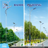 주문을 받아서 만들어진 Battery Backup 50W Solar Street Light (BDTYN050)