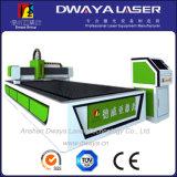 Cortadora de fibra óptica del laser de Dwy-500W