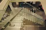 Soporte de acero Barandilla de escalera