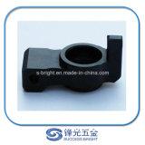 硬度の黒い酸化物の部品非標準CNCは自動車部品を分ける
