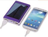 Заряжатель мобильного телефона большой емкости 10000mAh солнечный с полной производственной мощностью