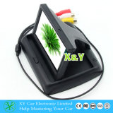 X-Y2046 4.3inch立場の背面図LCD車のモニタ