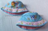 Sombrero del compartimiento de los niños/casquillo impresos, sombrero de béisbol de los deportes