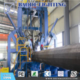 Изготовление 25m Galvanized High Mast Lighting