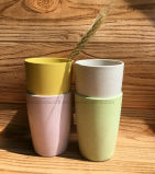 Tazza di plastica d'innaffiatura amichevole biodegradabile di Eco di alta qualità