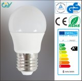 4W 6000k E27 Big Angle G45 LED Bulb Light