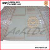Placas de impressão de fotopolímero de alta impressão de 2,28 mm