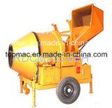 Hormigón Mezclador eléctrico RDCM350-8EH (JZC350Y)