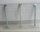 Export der galvanisierten Draht-Plattformen für Ladeplatten-Racking mit SGS-und ISO-Bescheinigung