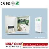 ワイヤーで縛られるGSM/PSTN/IP/GPRS 16のゾーンおよび無線ホームセキュリティーの警報システム