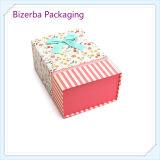 Casella su ordinazione di piegatura/Foldable/Folded del regalo della carta del cartone
