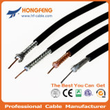 Rg Series 50 Ohm Coaxial Cable Rg58 Cable für Communication Telecom