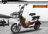 Rango largo del ciclomotor de la bici eléctrica adulta eléctrica de la vespa