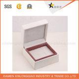 Коробка нового изготовленный на заказ шикарного миниого подарка ювелирных изделий бумажная с смычком